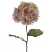 Fleur d'hortensia artificielle