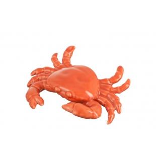 Un crabe en porcelaine