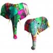 Tête d'éléphant à suspendre