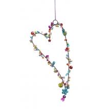 Coeur de perles