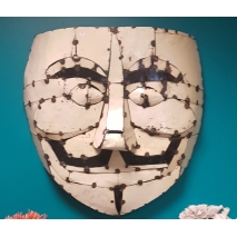 Masque Bali (pièce unique)