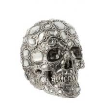 Crâne diamant