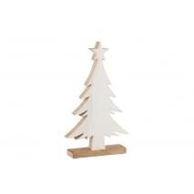 Sapin de Noël en bois de manguier