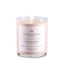 Bougie Végétale Parfumée Pin de Provence