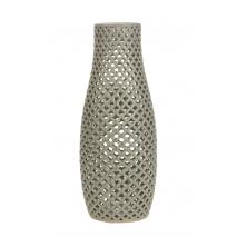 Vase gaufré