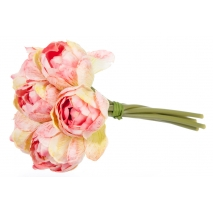 Bouquet de tulipes artificielles